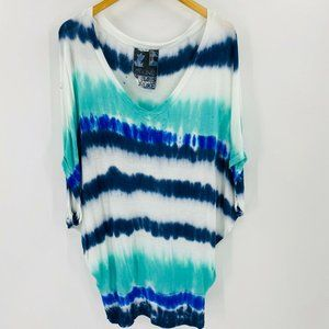 Young Fabulous & Broke Tie Dyed Top